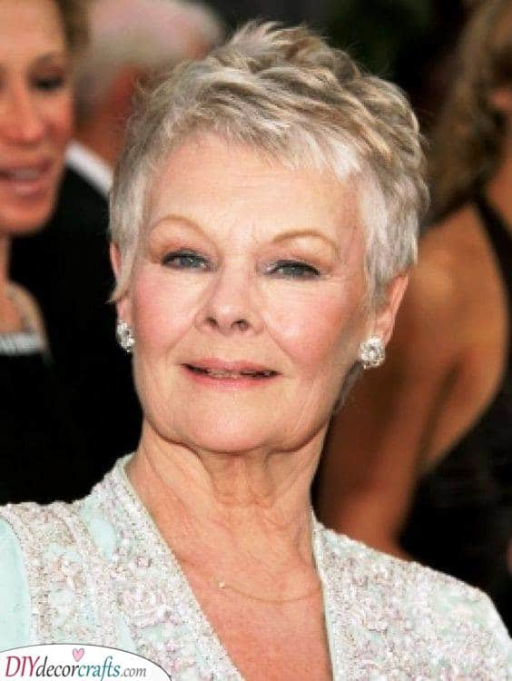 Incredibly Short - Short Hairstyles for Women Over 50