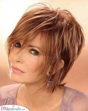 Stunning and Radiant - Hairstyles for Women over 50