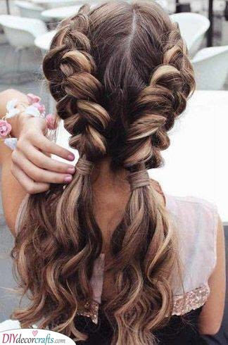 Exquisite Braids - Awesome Hairstyles for Summer