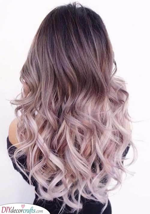 An Outstanding Ombre - A Different Look