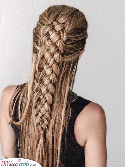 Exquisite Braid - For Long Hair