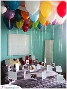 Balloon Room - Things to Get Your Best Friend for Her Birthday