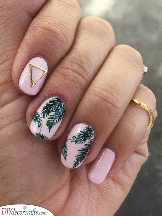 Modern and Simple - Awesome Nail Ideas
