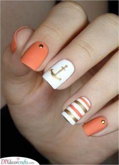 Orange and Gold - Summer Shades