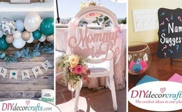 25 BABY SHOWER PARTY IDEAS - Fun Ideas for Your Baby Shower