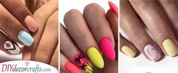 40 SUMMER NAIL DESIGNS - Fabulous Acrylic Nail Designs For Summer