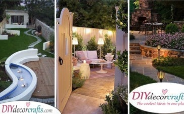 25 BEAUTIFUL BACKYARD LANDSCAPING IDEAS - Backyard Ideas on a Budget