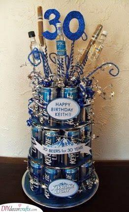 A Great Birthday Cake - 30th Birthday Present Ideas