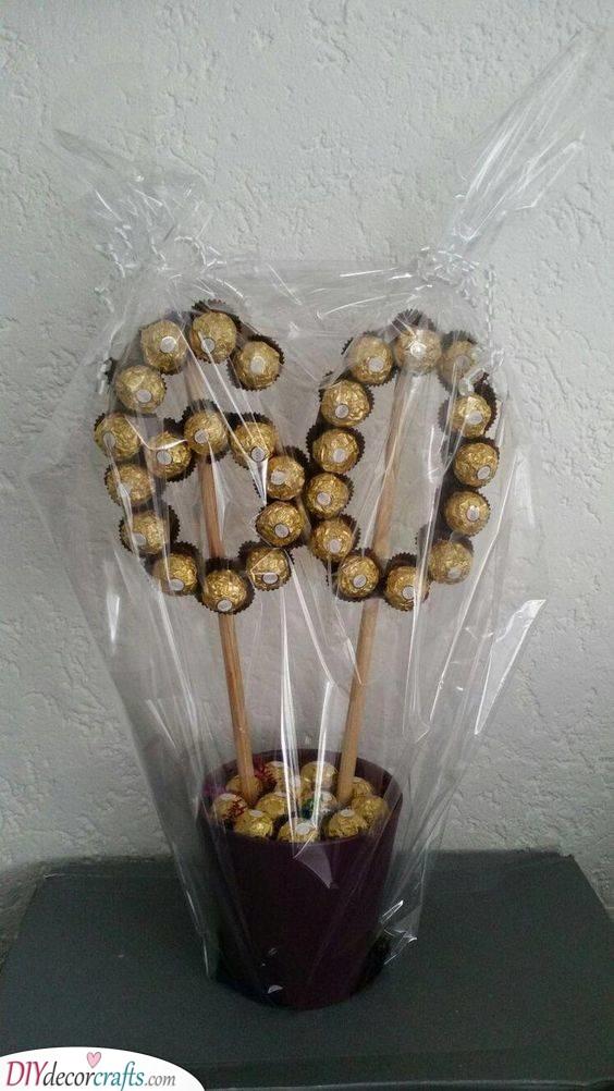 Chocolate Treats - 60th Birthday Gift Ideas
