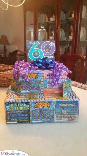 A Lucky Present - 60th Birthday Present Ideas