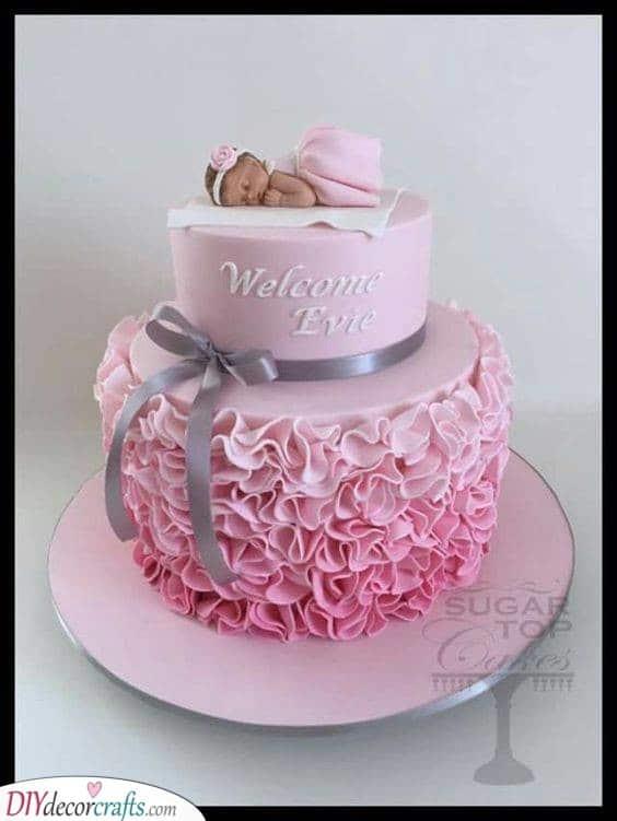 Sleeping Beauty - Shades of Pink