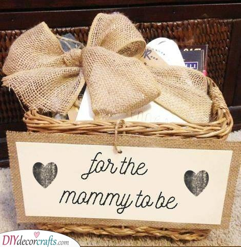 For the Mother to Be - Gifts for the Mother
