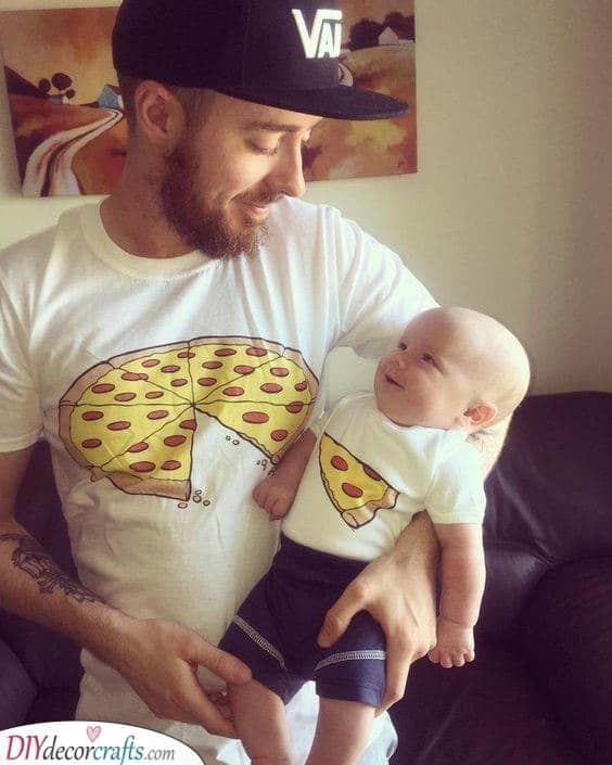 A Small Slice - Cute Shirt Ideas