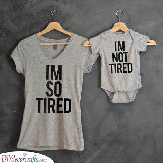 Matching Clothes - For Parents and Baby