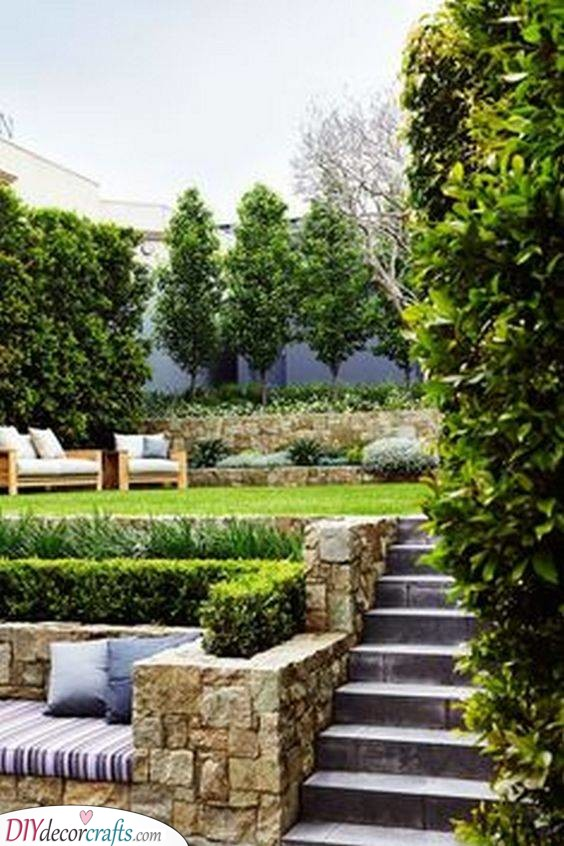 A Space for Relaxation - Perfect for Garden Parties
