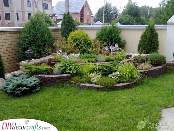 Great Herb Planters - Backyard Design Ideas