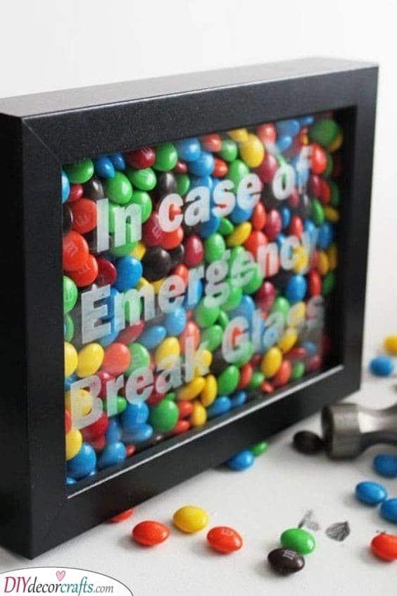 In Case of Emergency - Break Glass