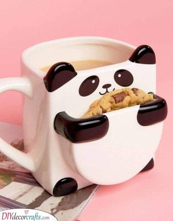 A Panda Mug - Adorable Birthday Presents for Kids