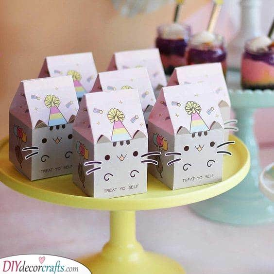 Pusheen the Cat - Birthday Gifts for Kids