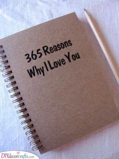 365 Reasons - Romance and Love