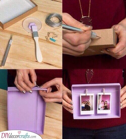 A Few Polaroids - Box it Up