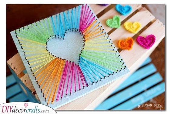 A Heart of String - Sentimental Gifts for Best Friends