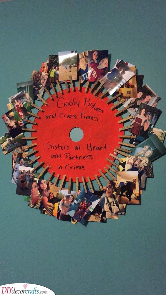 An Alternative to an Album - Sentimental Gifts for Best Friends