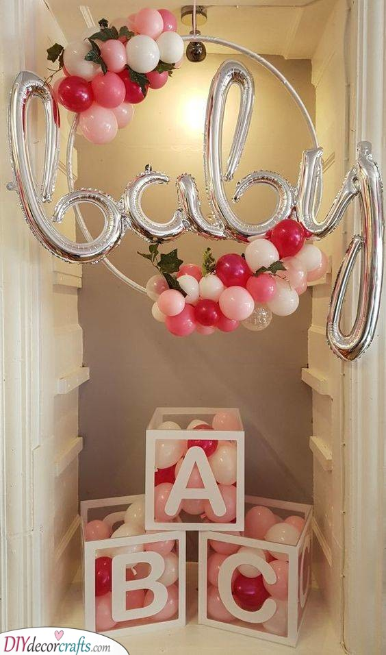 A Multitude of Balloons - Fun and Gorgeous