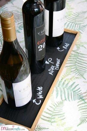 Wine for Each Occasion - Present Ideas for Men
