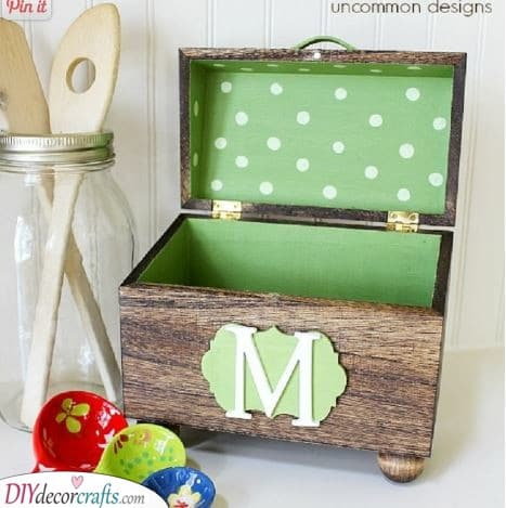 A Small Box - Homemade Gifts for Mom