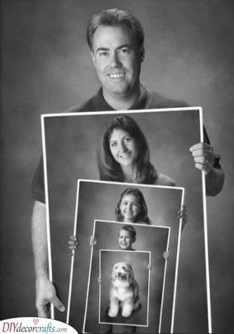 A Family Portrait - Photos of Everyone