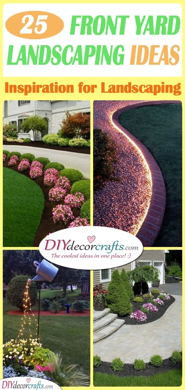 Front Yard Landscaping Ideas On A Budget 25 Fantastic Ideas