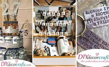25 BIRTHDAY GIFTS FOR BROTHERS - Present Ideas for Your Brother