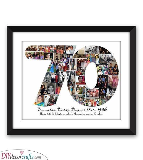 A Big Seventy - The Best 70th Birthday Gift Ideas