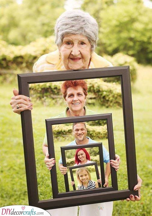 All the Generations - A Unique Photo Series