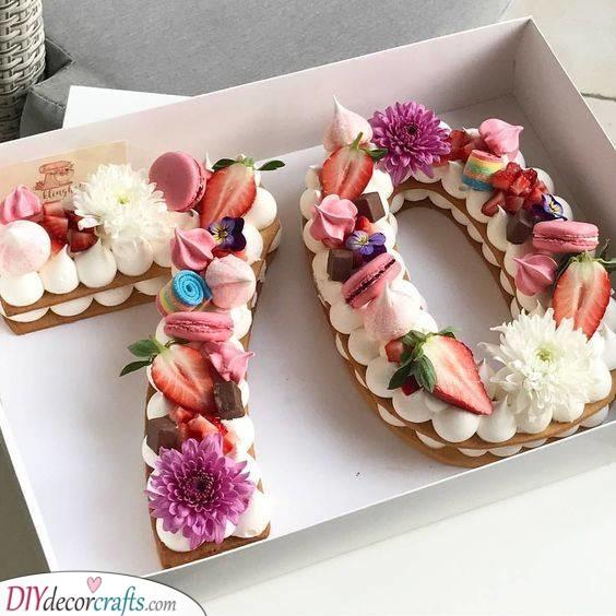 A Gorgeous Cake - Birthday Cake Ideas