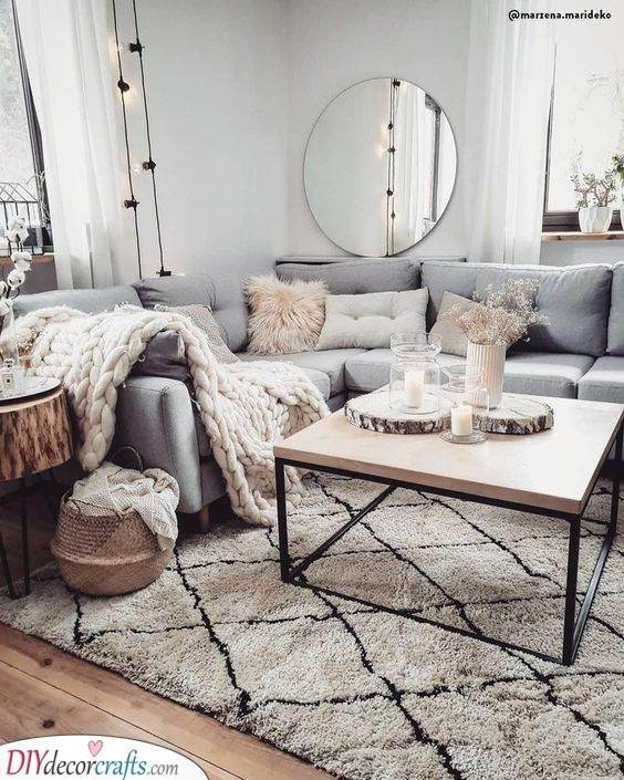 Elegant and Chic - Great Living Room Ideas