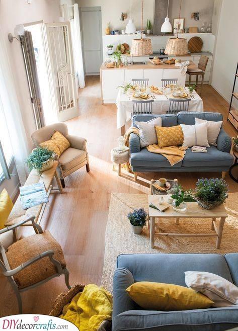 A Homely Environment - Joyful Vibes