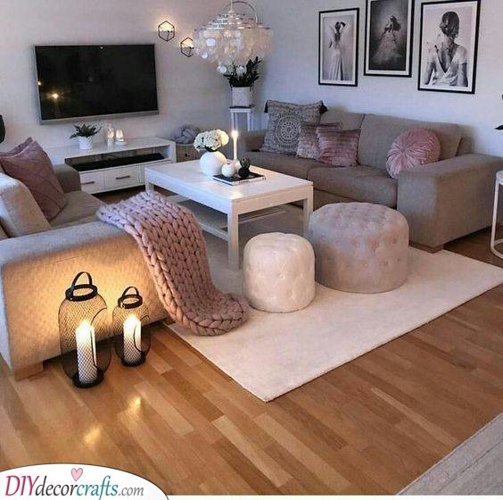 Items of Decor - Sprucing Up Your Living Room