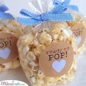 Ready to Pop - Baby Shower Gift Ideas for Guests