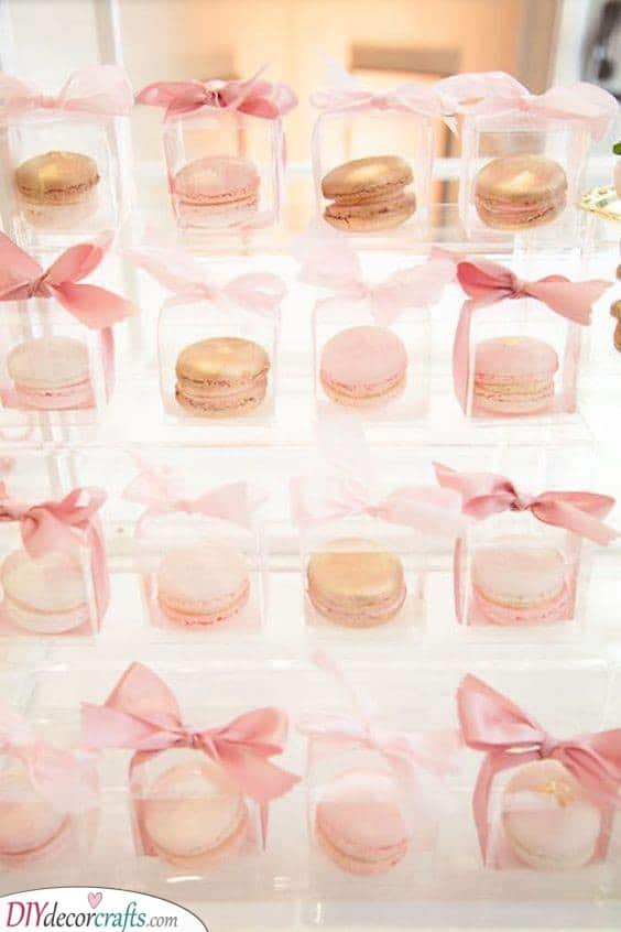 Tasty Macarons - A Sweet Treat for Your Guests