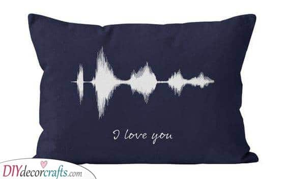 A Sound Wave - Best Gift for Wife on Her Birthday