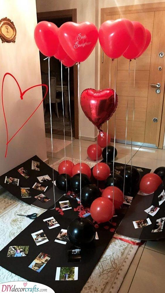 A Whole Box of Love - Birthday Present Ideas for Wife