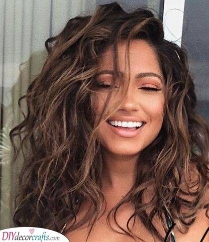 Bubbly and Free - Hairstyles for Natural Curly Hair