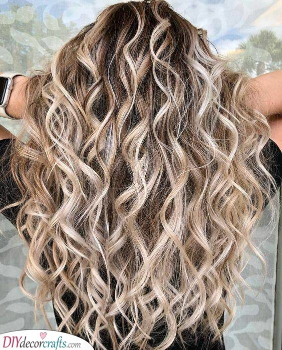 A New Colour - An Amazing Ombre