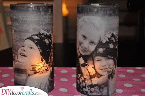 Cute Candle Holders - Nostalgic Gifts