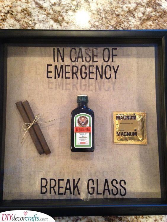 In Case of Emergency - Break the Glass