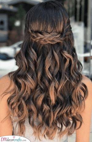 An Intricate Braid - With Long Waves
