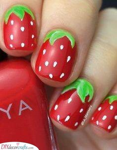 Strawberry Fields Forever - Her Favourite Fruit