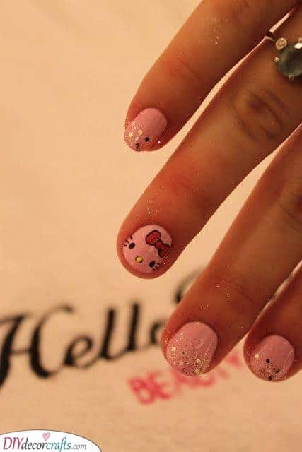 Pink and Pretty - Hello Kitty Ideas